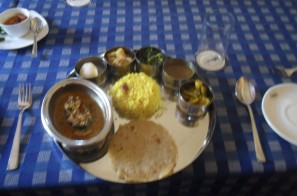 Traditional Thali