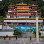 Gangtok lingdum_monastery