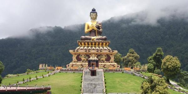 Pelling Buddha Park