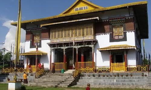 Pelling Pemayangtse Monastery